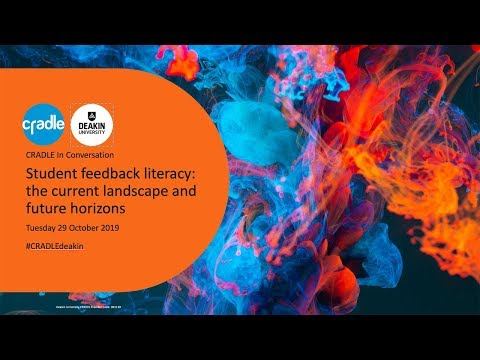 Cradle in Conversation: Student Feedback Literacy: The Current Landscape and Future Horizons