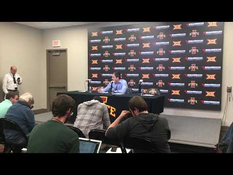 Dave Sprau - VIDEO: ISU MBB Reacts To Texas Southern Win