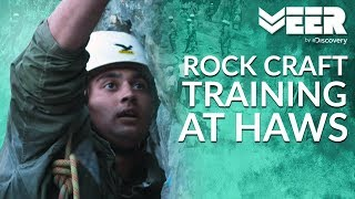 Rock Craft Training of Mountain Warriors   High Altitude Warfare School E2P1   Veer by Discovery
