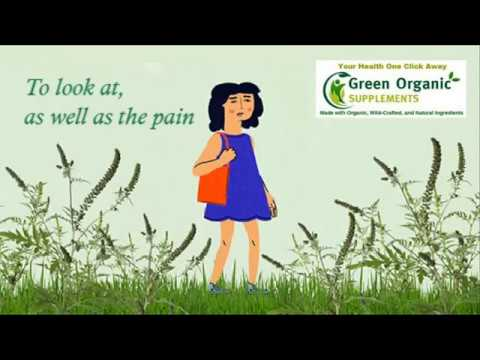 Organic Supplements For Allergies | GreenOrganicSupplements
