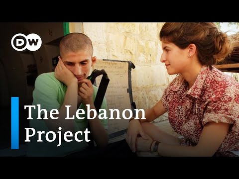 The Lebanon project - A summer camp for the disabled   DW Documentary