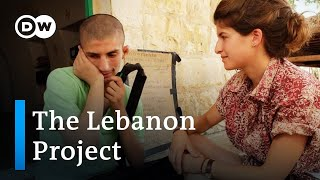 The Lebanon project - a summer camp for the disabled | DW Documentary