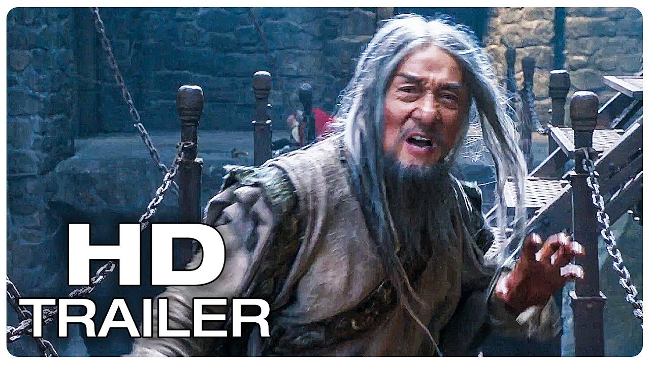 JOURNEY TO CHINA Trailer 2 (2018) Jackie Chan,Arnold ...