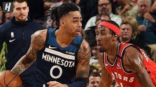 Minnesota Timberwolves vs Toronto Raptors - Full Highlights | February 10, 2020 | 2019-20 NBA Season
