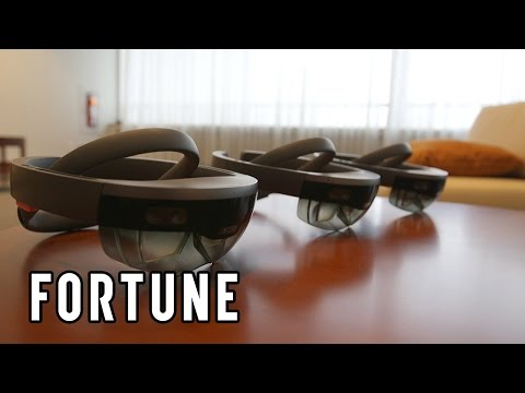 How Cleveland Clinic Is Disrupting Medicine With Microsoft HoloLens I Fortune
