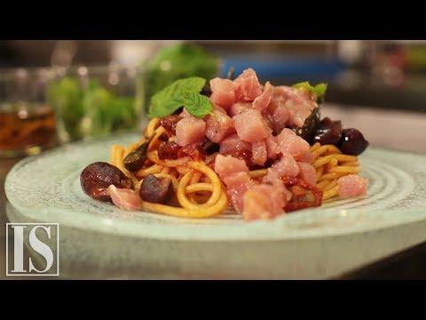 Pasta Col Tonno 2 Ricette Di Alessio Marchese Youtube