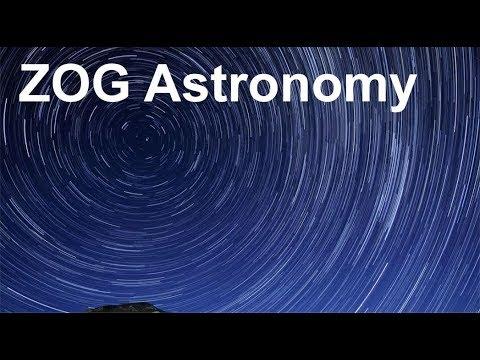 ZOG Astronomy 101 Moving Sky Celestial Sphere Ecliptic Zodiac