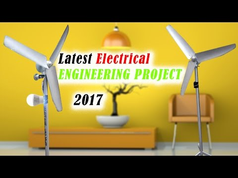 Latest Electrical Engineering Project for final year student 2017
