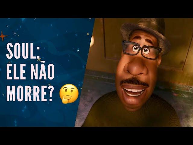 SOUL vai ser A MAIOR ANIMAÇÃO DO ANO! - Análise do Teaser Trailer 💫