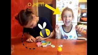 О ,НЕТ! УКУс ПчЕЛы))))ДеЛаем СОТЫ для пчел МАСТЕР КЛАСС.ПЧЕЛА поделки +своими руками