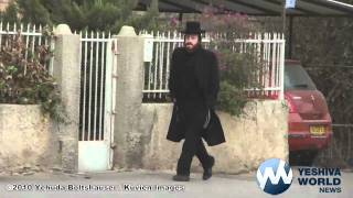 Wind, Sand, and Rain in Eretz Yisroel