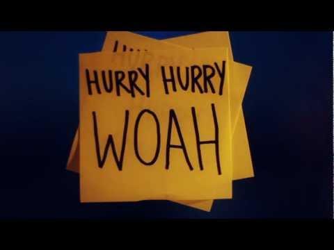 Air Traffic Controller - Hurry Hurry [Lyrics video]