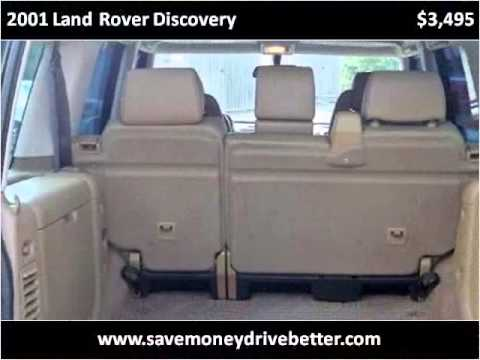 2001 Land Rover Discovery Used Cars West Palm Beach FL