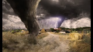 Roblox Neighborhood Of Robloxia EF0 Tornado Warning