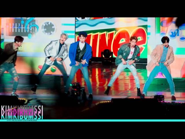 [4K] 161008 DMC FESTIVAL 2016 MBC KOREAN MUSIC WAVE _ SHINee _ 1 of 1