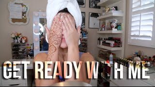 Get Ready With Me: Everyyyyyday Look