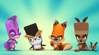 Zooba Fun Game Pubg - Top 1 Hoàn Hảo Kiếm Nhiều Đồ Vàng Với Khỉ Đột - Top Game Android, Ios