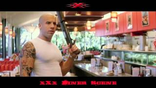 Video xXx Diner Scene - Vin Diesel download MP3, 3GP, MP4, WEBM, AVI, FLV September 2017