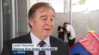 New Guide Dog Training Centre Opens In Melbourne