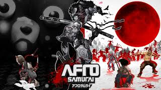 """Afro Samurai: the Video Game ‒ """"Soul of the Samurai"""" (Extended Mix) [⟨4K60res⟩]"""