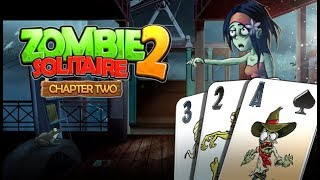 Zombie Solitaire 2 - Chapter 2   Trailer