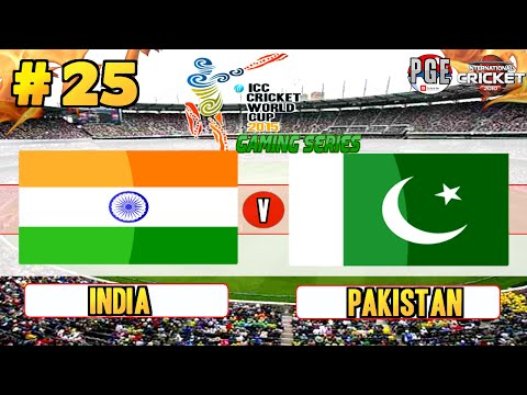 ICC Cricket World Cup 2015 (Gaming Series) - Pool A Match 25 India v Pakistan
