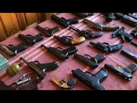 Сотрудники ФСБ и МВД задержали подпольных изготовителей оружия