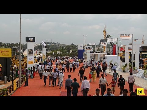 Excon 2015 Bangalore: The Highlights of India's biggest construction show [Full HD]