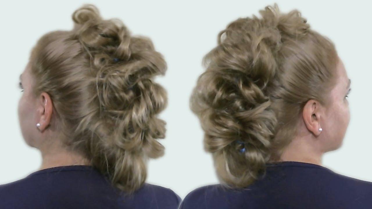 Видео урок причесок косички