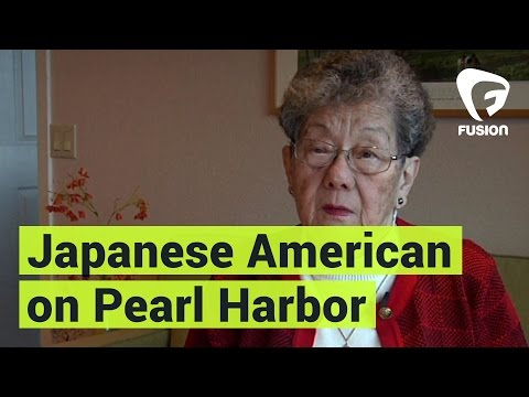 Japanese American Remembers Pearl Harbor