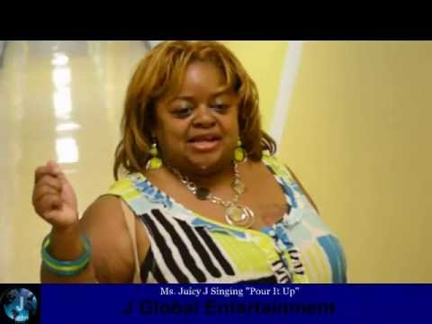 Rihanna- Pour It Up by (Rickey Smiley Morning Show Ms. Juicy J)