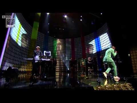 Sigma ft. Labrinth - 'Higher' BAFTA Performance