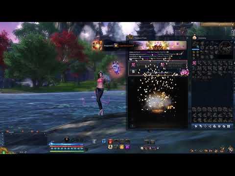 Blade & Soul Cherry Blossom Treasure Trove 500 Keys
