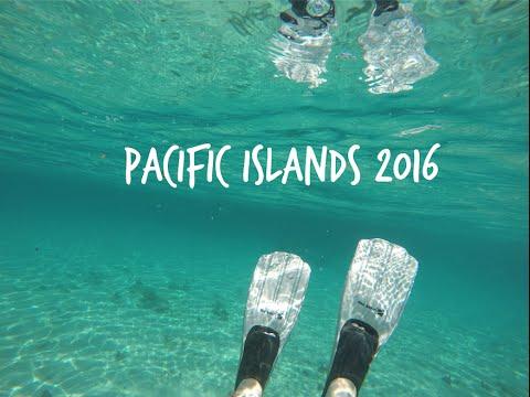 PACIFIC ISLANDS 2016
