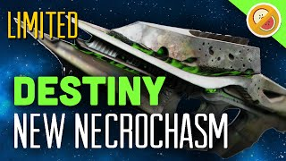 Destiny Necrochasm : 60 Second Review (Patch 2.0)