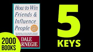 How to Win Friends and Influence People Book Summary - Animated Book Review