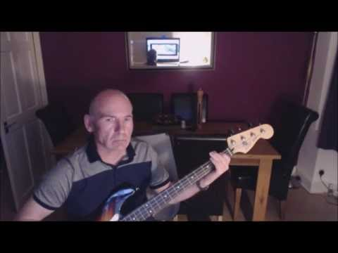 Mad World - Gary Jules - Bass Lesson - Cover