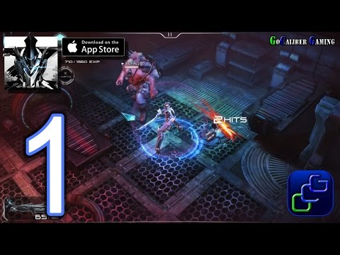 Implosion - Never Loss Hope 2015 iOS Walkthrough - Gameplay Part 1 - Chapter 1