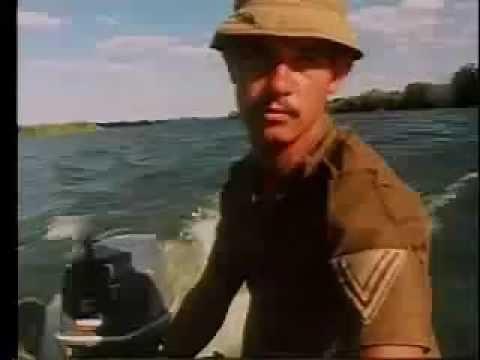 Caprivi - Finger into Africa