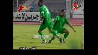 الهدف الأول للمعادن مقابل 0 الأهلي أبو العينين شحاتة الدوري 31 أكتوبر 2000