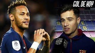 Neymar vuelve a Barcelona I El Chelsea por Coutinho I Isco carga contra Solari