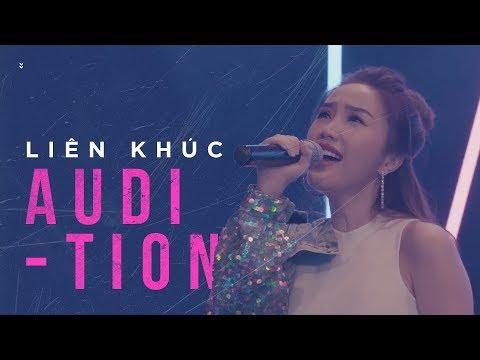 LIÊN KHÚC AUDITION | Bảo Thy Official