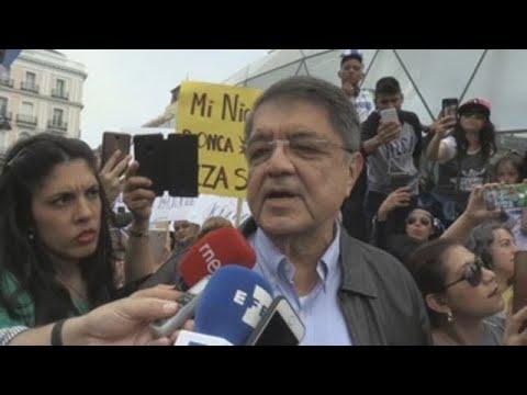 El premio Cervantes Sergio Ramírez exige el fin de la represión en Nicaragua