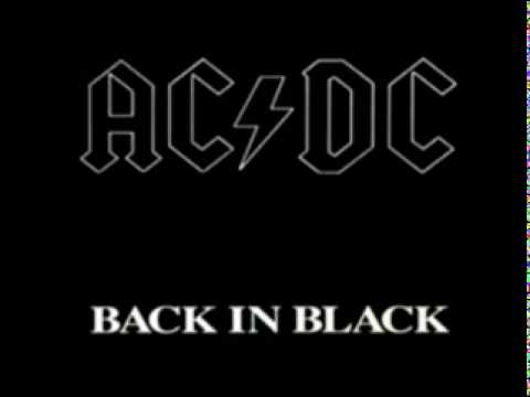 AC/DC-Back In Black - Let Me Put My Love into You