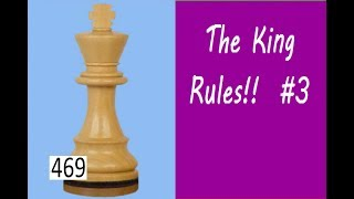 The King Rules! ¦ Deep calculation from Topalov!
