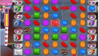 Candy Crush Level 265 Walkthrough Video & Cheats