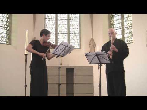summerwinds 2014 - Wolfgang Fuyûgen Hessler & Leila Schayegh