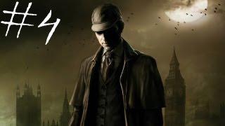 The Testament Of Sherlock Holmes - Walkthrough - Part 4 - Holmes Is Useless
