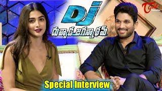 Dj duvvada jagannadham | allu arjun, pooja hegde special interview | #dj