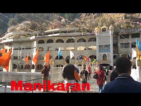 Drive to manikaran | Hot springs | shiv temple | Beas river |